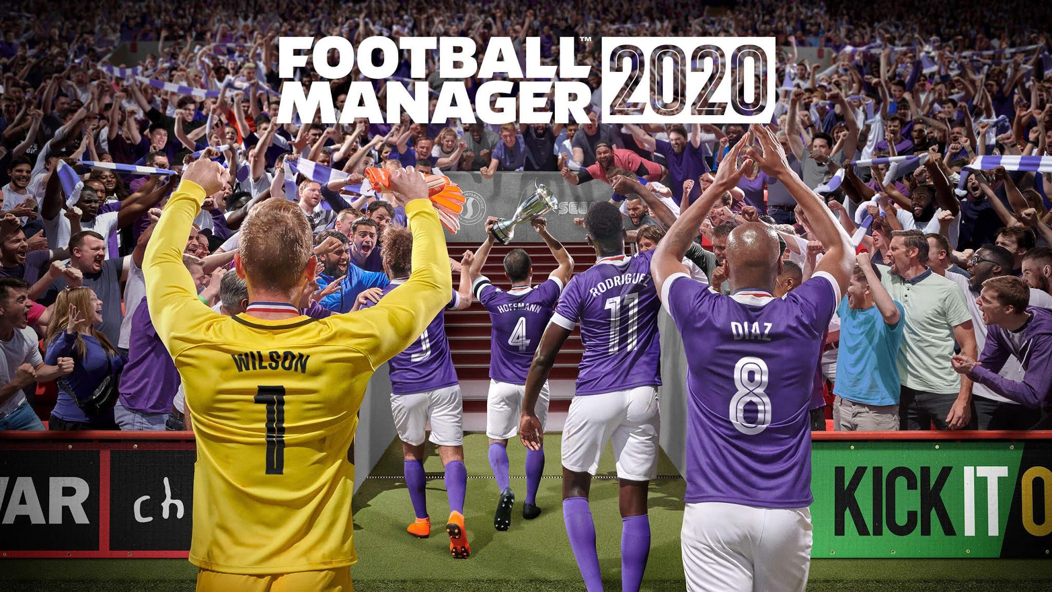Football Manager 2020 grátis (download gratuito)