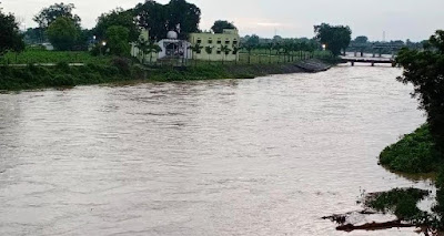 अरूणावती नदीत शाॅक लागुन युवकाचा मृत्यू