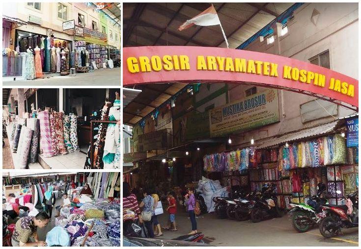 Toko Grosir Kain Tekstil Di Tangerang Tangsel