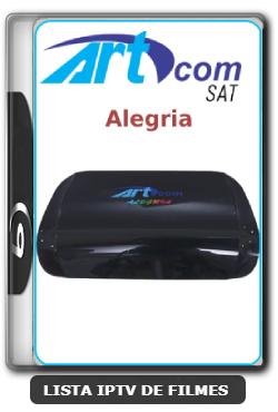 Artcom Alegria Nova Atualização Modificada SKS 61w ON - 31-05-2020