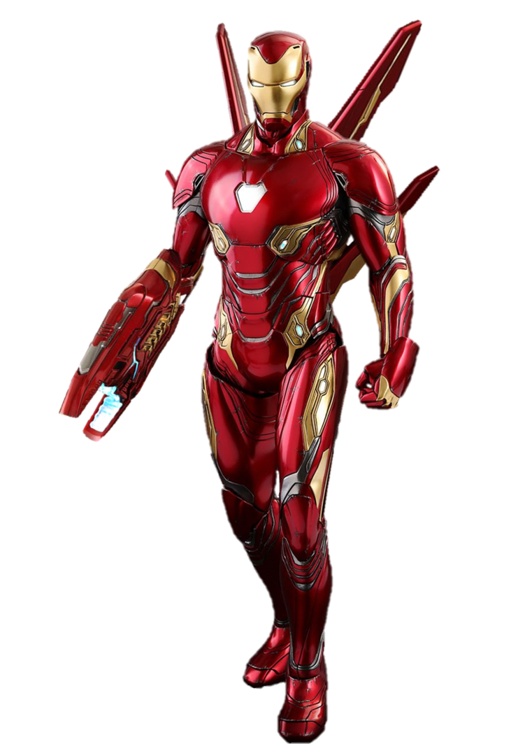 Technogyyan Iron Man Mark 50