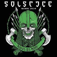 """Ο δίσκος των Solstice """"Angleland"""""""