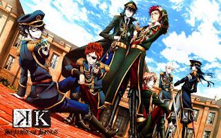 K: Return of Kings – Todos os Episódios