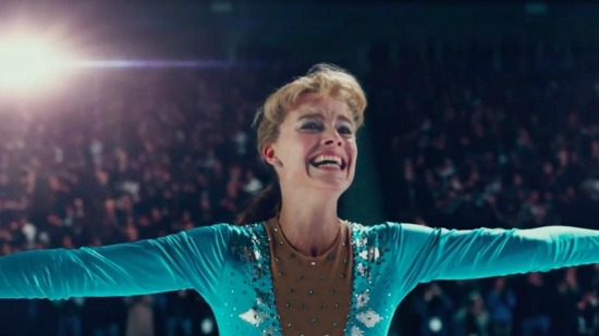 Margo Robbie Learns to Skate for I, Tonya movie