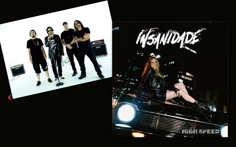 """O Insanidade acaba de lançar o videoclipe da música """"Destroy Rock n Roll"""". A música é o primeiro single do Insanidade e a primeira faixa do segundo álbum da banda, intitulado """"High Speed"""". O novo videoclipe foi produzido e dirigido por Léo Liberti da Libertà Filmes, com quem já trabalharam no videoclipe """"Criaturas da Noite"""", e que também fez a capa e toda a arte do disco. Assista """"Destroy Rock n Roll"""":"""
