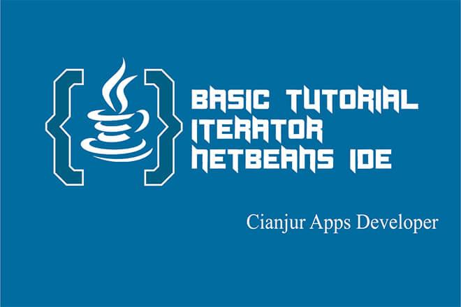 Belajar Menggunakan Iterator pada Java