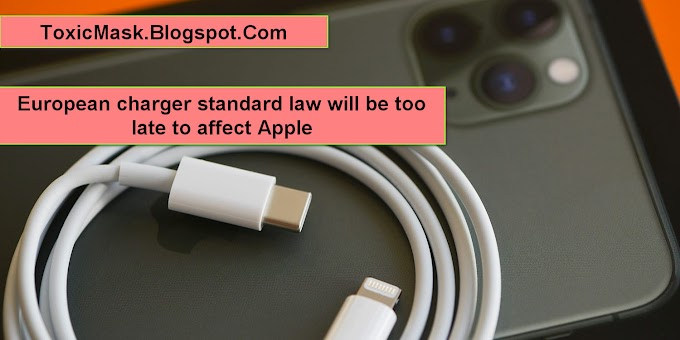 Comment on European charger standard law will be too late to affect Apple