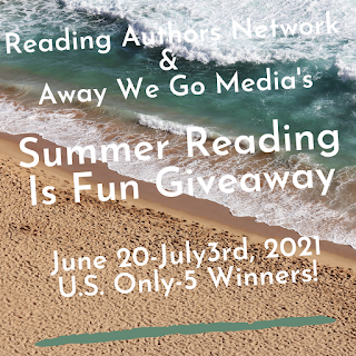 Summer Reading Is Fun Giveaway