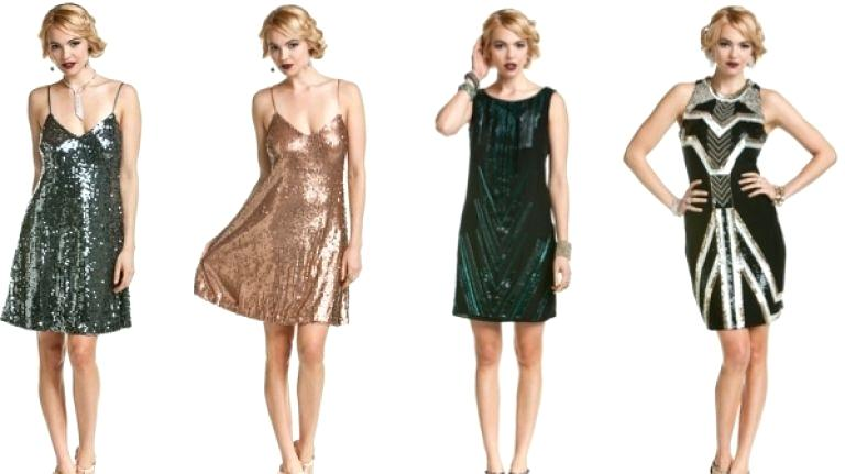 Great Gatsby Dresses Inspired The Vintage Fashion Fever Residencesia