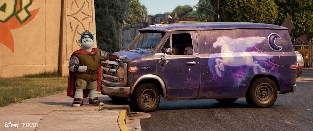 Disney and Pixar Onward, 迪士尼 與 彼思 ½的魔法 展開魔法之旅