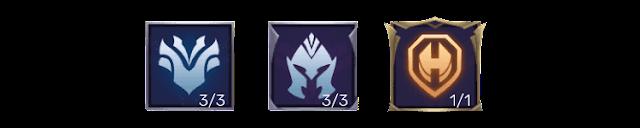 Emblem Belerick Terkuat dan Tersakit