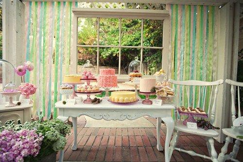 Arredamento provenzale veranda giardino provenzale for Arredamento country provenzale