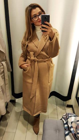 Gdzie kupić fajny i modny płaszcz na jesień. Płaszcze z domieszką wełny jesień