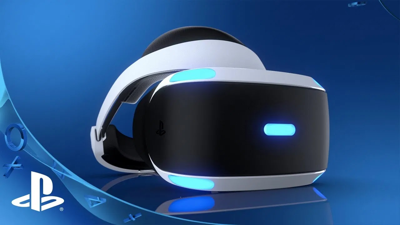 Playstation VR device for the PS5