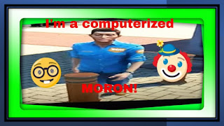 Funny animated short video clip with voiceover: image thumnail from video clip