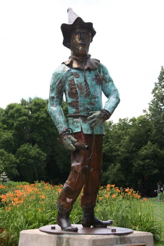Public Art In Chicago Oz Park