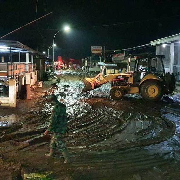 banjir sumber brantas kota batu