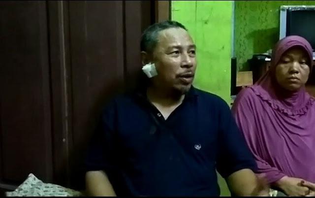 Polisi Sebut Korban Penusukan Wanita Tak Waras di Depok Bukan Ustadz