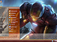 Tema Ironman Untuk Windows XP