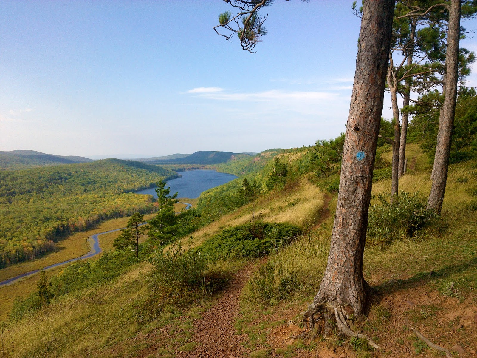 Heart And Sole: Porcupine Mountains Wilderness