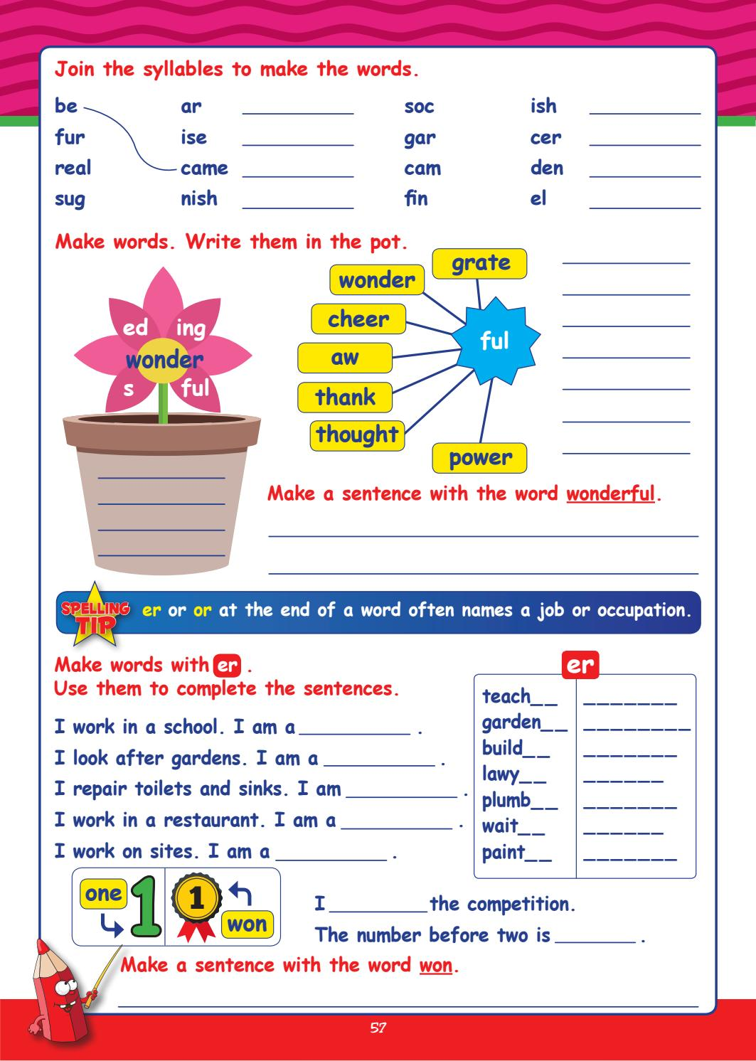 Download Spelling Made Fun Pupils Workbook D