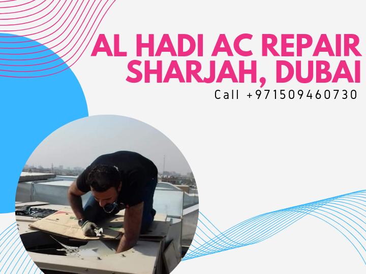 AC Repair Sharjah - +971509460730