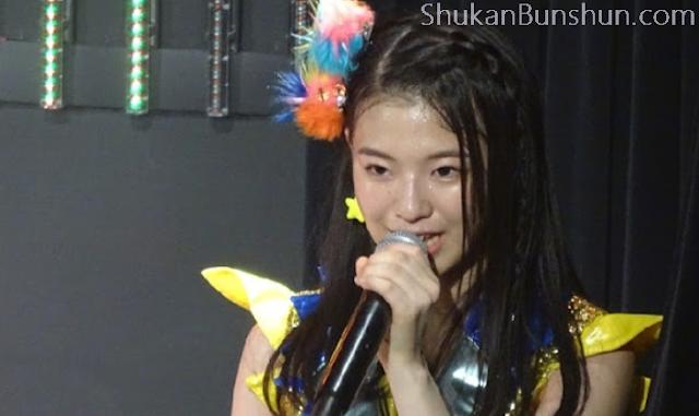 Mizokawa Mirai NMB48 Keluar Graduation.png