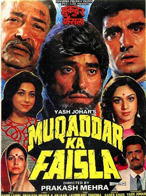Muqaddar Ka Faisla 1987 Hindi 720p WEB-DL 1.3GB