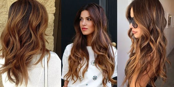 Hair Color Trends Pinterest
