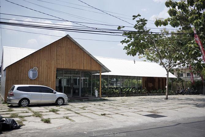 Kedai Kopi Balakosa Coffee Jogja di sekitaran Nologaten