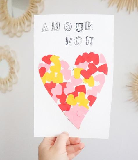 carte amour fou