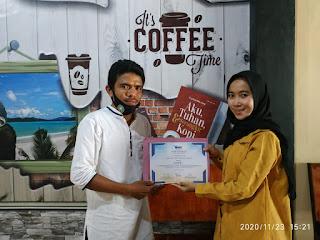 TBM Lentera Tellu Limpoe Sabet Juara 1  Lomba Video Kreatif