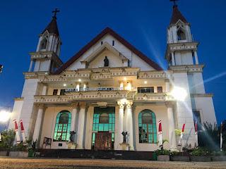 Dewan Paroki Santo Yosep: Misa Masih Diadakan Secara Live Streaming
