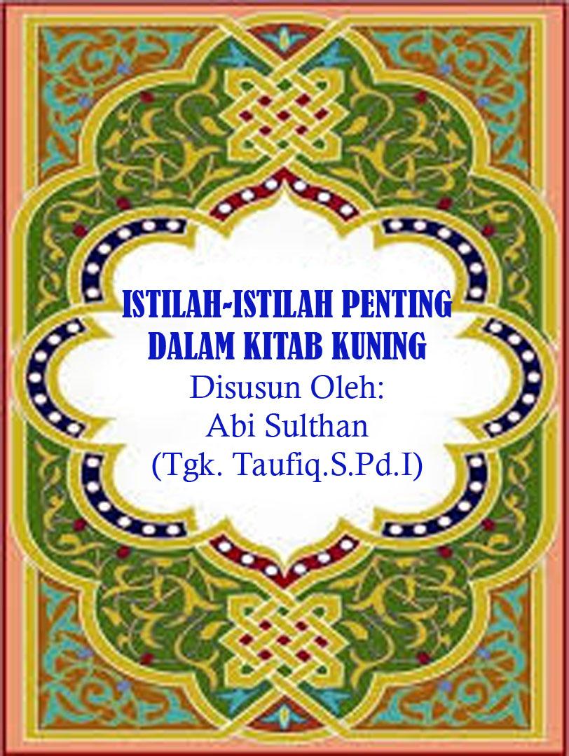 Download PDF Istilah Penting Kitab Kuning