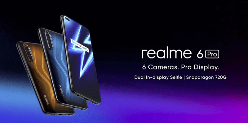 realme 6 Pro and realme 6 now official