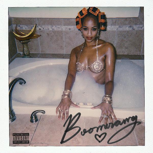 Jidenna - Boomerang - EP Cover