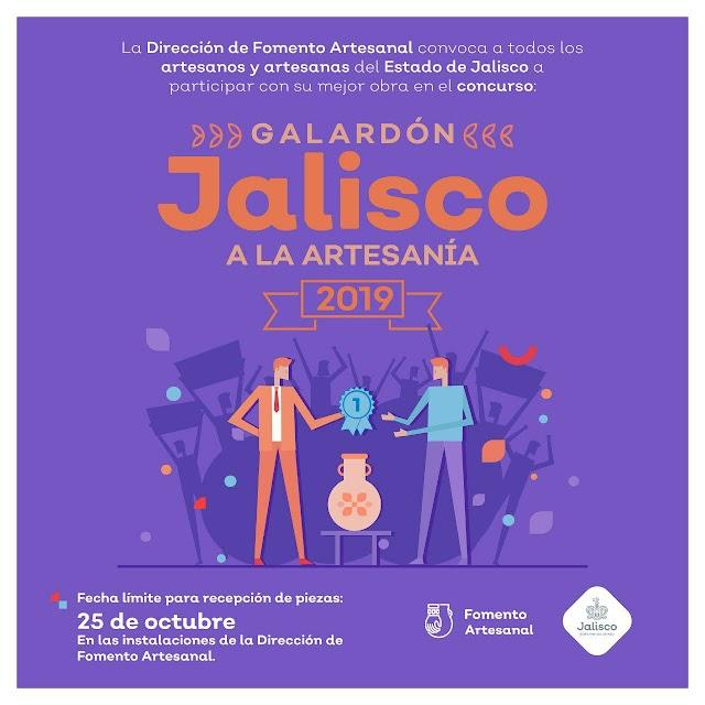 Reconocen la tradición cultural de las artesanías de Jalisco