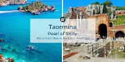 Taormina, Pearl of Sicily, Italy | Day Trip, What to See & Travel Tips | wayamaya