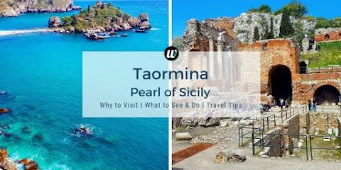 Taormina, Pearl of Sicily, Italy   Day Trip, What to See & Travel Tips   wayamaya