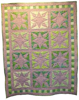 go green quilt pattern