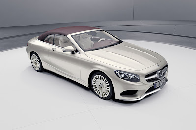 2019 Mercedes S-Class Cabriolet Review