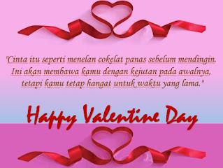 Kata-kata cinta hari Valentine paling indah - kanalmu