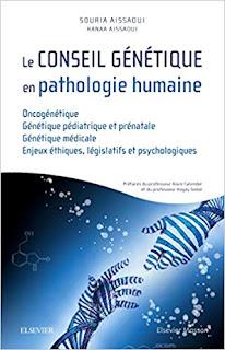 Le conseil génétique en pathologie humaine: Oncogénétique/Génétique pédiatrique et prénatale/Génétique médicale/ Enjeux éthiques, législatifs 43001601_512435452556079_4200105890931539968_n