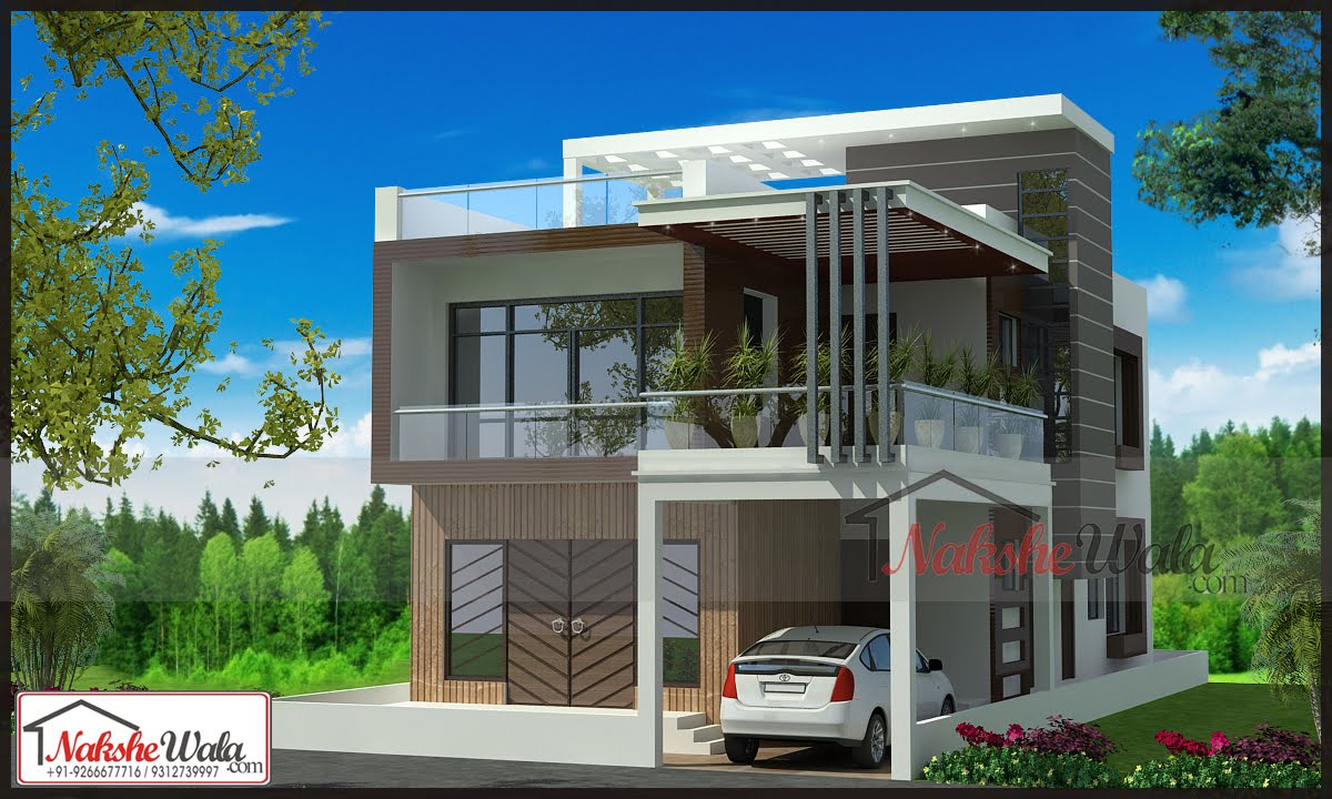 3d Front Elevation Jintu : D front elevation jintu joy studio design gallery
