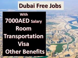dubai free jobs , Jobs in dubai
