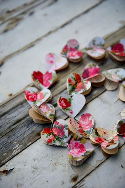 Valentine's Day Garland: La Mia Casa