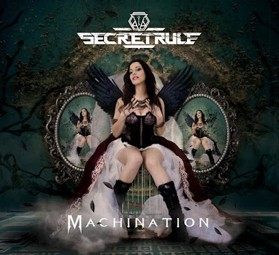 Secret Rule - Machination - cover album - 2016