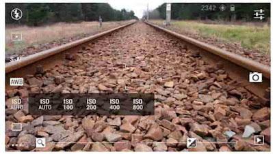 DSLR Camera Pro aplikasi fotografi android