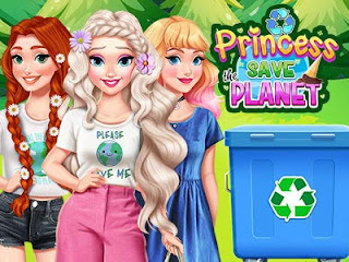 Princess Save the Planet