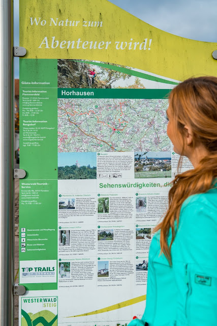 WesterwaldSteig 13. Etappe Flammersfeld – Horhausen | Klettersteig Hölderstein 16